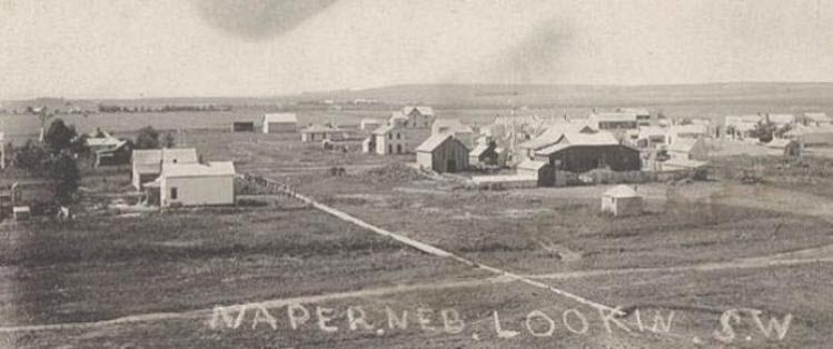 History of Naper